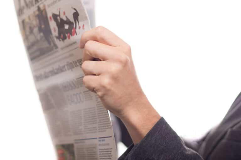 Persbericht schrijven? Vergeet de 5 W's - Journalistiek